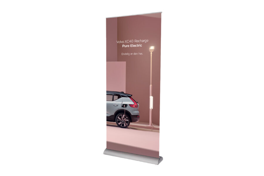 Volvo XC40 Recharge Pure Electric Rollup