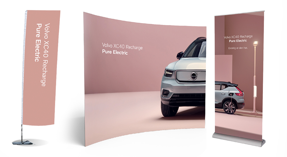 Volvo XC40 Recharge Pure Electric kategoribilde